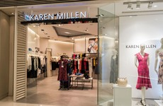 Liquidators appointed to Irish arm of fashion retailer Karen Millen