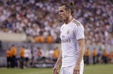Gareth Bale snubbed again by Zidane