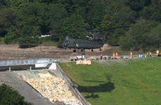 Whaley Bridge residents to return home as dam collapse fears recede