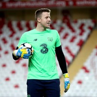Ireland goalkeeper Doyle commits future to Scottish Premiership club