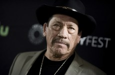 Actor Danny Trejo helps save baby trapped in overturned car in LA
