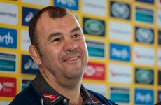 Cheika dismisses Hansen's 'Mickey Mouse' jibe ahead of All Blacks clash