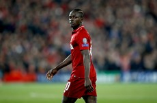Mane set for Liverpool return in Premier League opener
