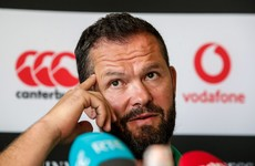 Farrell pushing to see cohesion and flexibility as Ireland begin Test run