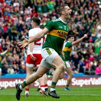 O'Brien goal inspires Kerry to victory over Tyrone and seals All-Ireland final place