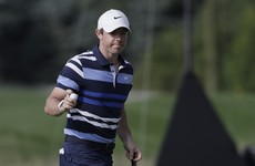McIlroy three off the lead in New Jersey as Lowry makes solid return after Open triumph