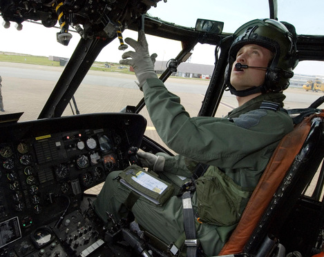 Prince William - or 'William Wales' in Air Force parlance - will remain in Anglesey for the coming years, seeing out a three-year term with the RAF.
