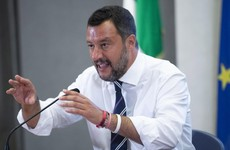 Italy's Matteo Salvini calls for snap elections amid coalition crisis
