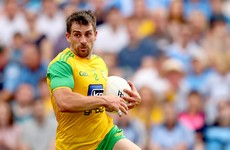 Veteran Donegal defender suffers cruciate injury