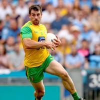 Veteran Donegal defender suffers cruciate injury
