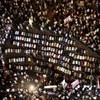 Crowds gather in Egypt's Tahrir Square as protests continue