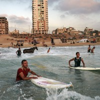Irish filmmakers show a new side to Gaza: 'We wanted to buck the stereotype, give them a voice'