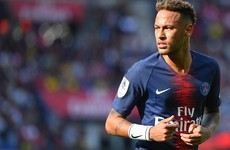 Brazilian judge dismisses rape case against Neymar