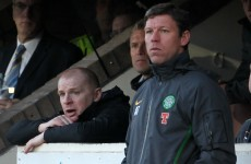 Sacked Thompson starts legal action against Celtic
