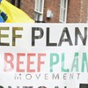 Beef farmers withdraw from one protest location over small number of demonstrators not abiding by rules