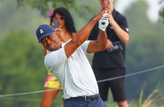 Tiger Woods withdraws from first FedEx Cup event due to injury