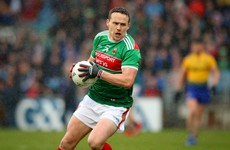 17 seasons and two All-Stars: Moran still proving his worth for Mayo at 35