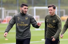 Arsenal pair to miss Premier League opener after 'further security incidents'