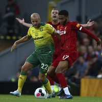 As it happened: Liverpool v Norwich, Premier League