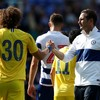 'I don't need to flex my muscles' - Lampard denies Luiz sale was a power play