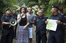 'We hope you find Nóra. Thank you so much' - Mother of missing teen thanks police in Malaysian jungle