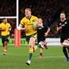 Cheika's Wallabies stun All Blacks with six-try win in Perth
