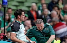 Carbery injury sucks the air out of Ireland's win over makeshift Italy