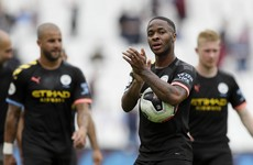 Sterling hat-trick helps champions to five-goal rout of West Ham