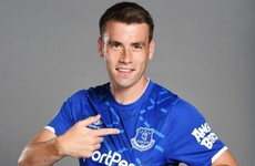 Seamus Coleman rewarded with Everton captaincy for 11th campaign at the club