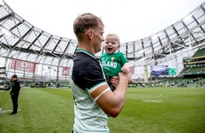 Haley in bonus territory after Ireland debut