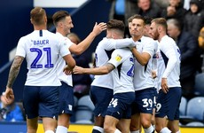 Maguire nets in Preston win as Sheffield Wednesday and Charlton set early pace