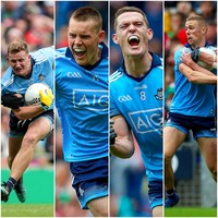 The Dublin big four that tore Mayo to shreds in 12 minutes of madness