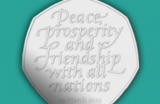 Britain to mint 'millions' of commemorative 50p Brexit coins ahead of 31 October
