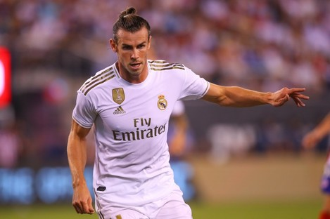 Bales has been included in the Madrid squad for their final pre-season friendly.