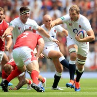 Wales denied top world ranking spot after 14-point defeat to England
