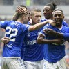Ireland's Daryl Horgan on target, but Rangers far too good for 10-man Hibs