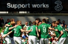 No change: Ireland stay 18th in FIFA World Rankings