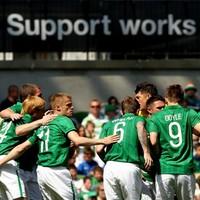 No change: Ireland stay 18th in FIFA World Rankings