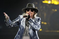 Axl Rose jewellery stolen in Paris after gig