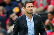 Frank Lampard not 'too concerned' with Jose Mourinho's selection criticism