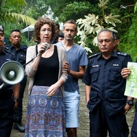 Malaysian shamans perform rituals in jungle as they join search efforts for missing Nora Quoirin