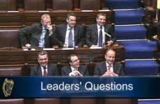Enda Kenny refuses to say what he and Merkel spoke about