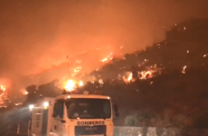 Gran Canaria wildfire sparks evacuation of hundreds of people