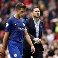 Azpilicueta defends Chelsea youngsters after drubbing at Old Trafford