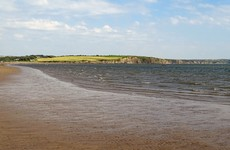 'No swimming' notice issued for Co Wexford's Duncannon Beach