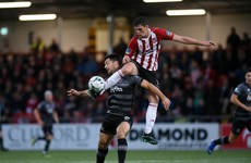 Derry draw champions Dundalk, St Pat's travel to UCD in FAI Cup