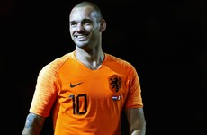 After an incredible career, Netherlands great Sneijder retires from professional football