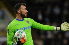 Liverpool sign 35-year-old Lonergan as emergency goalkeeper cover
