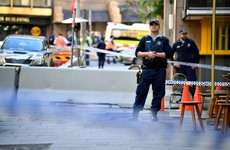 Sydney attack: Woman found dead after members of the public stop knife-wielding man