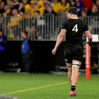 All Black Barrett handed three-week ban for shoulder charge red card